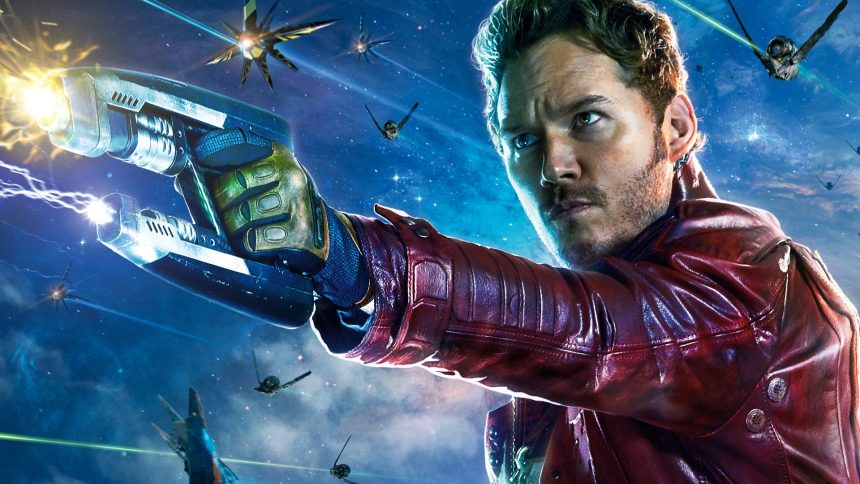 galaxy star lord guardians of the father - photo #25