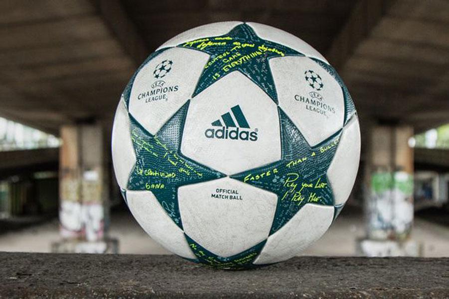 Este es el nuevo balón con el que se jugará la UEFA Champions League