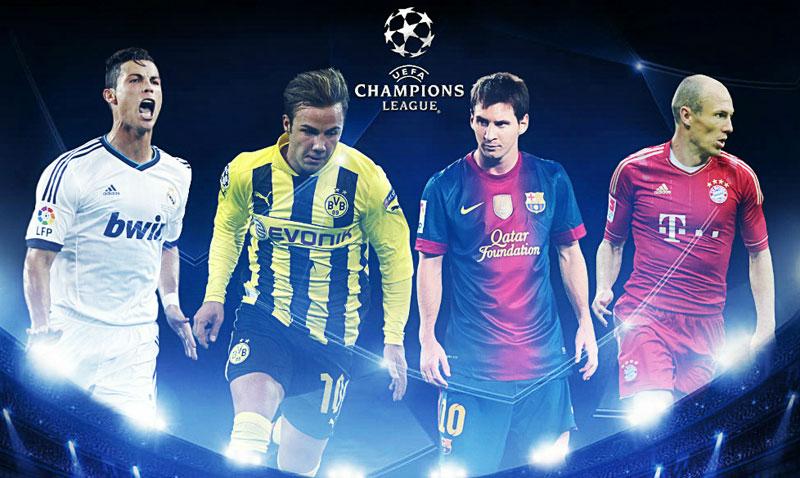 Los partidazos que nos esperan en la UEFA Champions League
