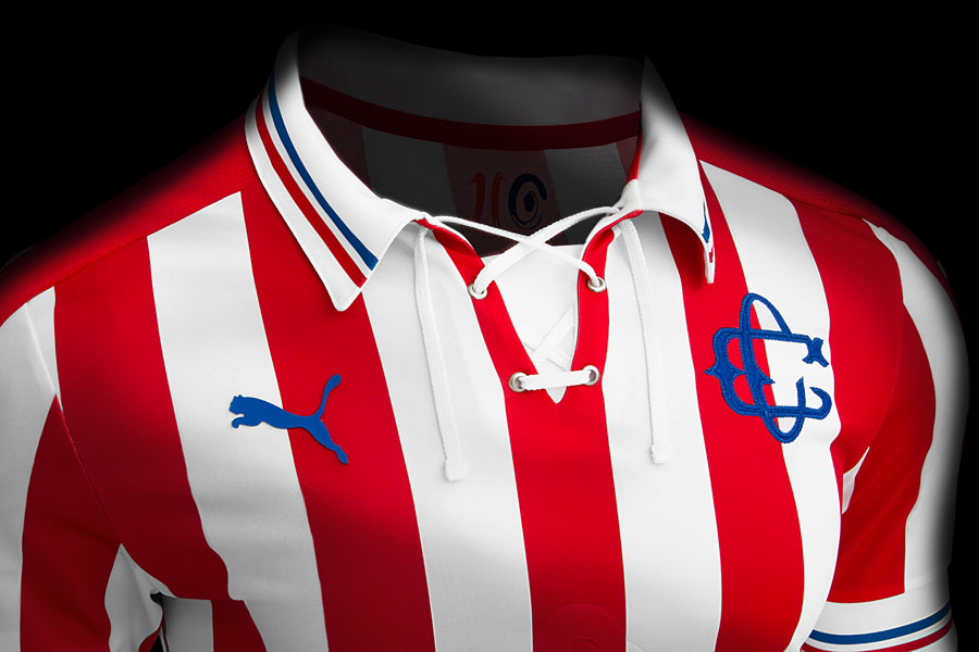 Chivas jugará el Clásico con este jersey conmemorativo