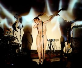 David Lynch Presents Chrysta Bell At The Hollywood Forever Cemetery