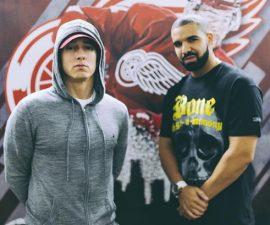 Eminem-Drake