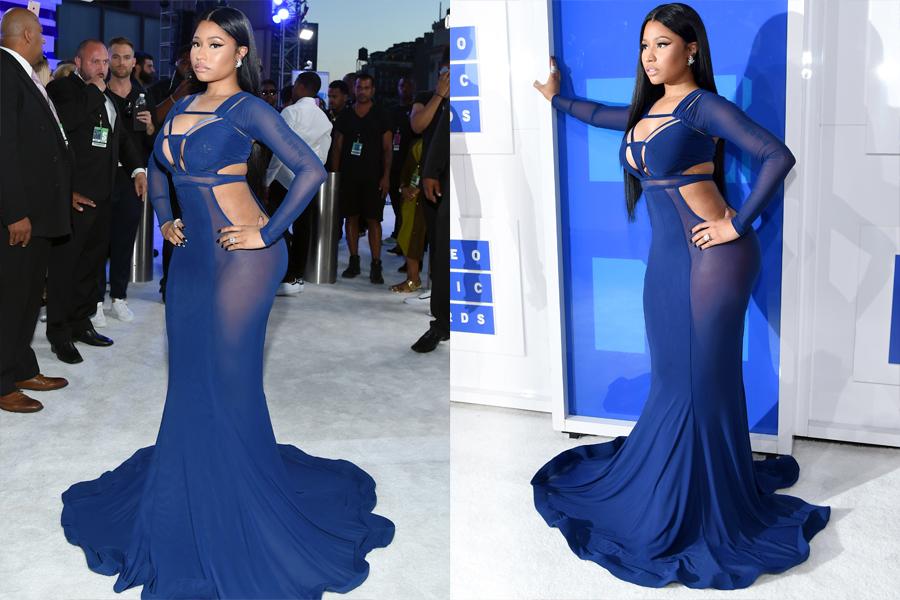 Nicki-Minaj-Outfit-VMA-Comp