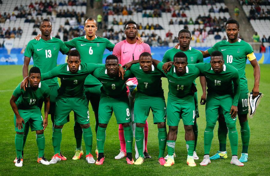 Resultado de imagen para seleccion de nigeria 2017