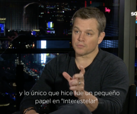 Matt Damon Screenshot