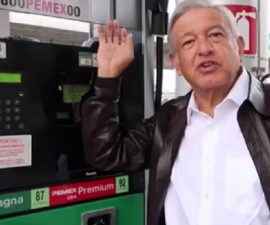 amlo video gasolina