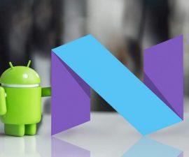 Sistema Operativo Android 7.0 Nougat