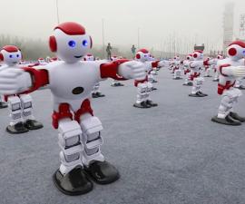 baile-robot