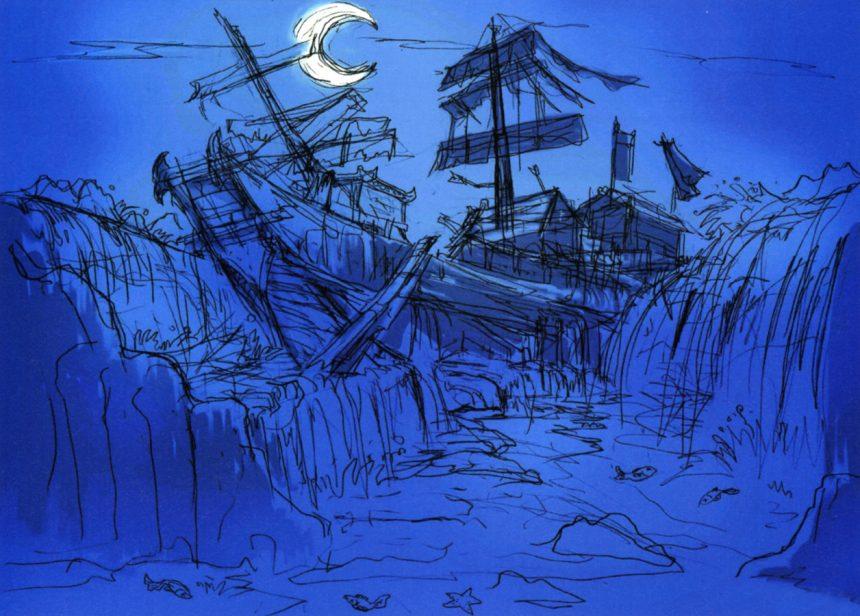 barco-hundido-amaterasu-okami-1