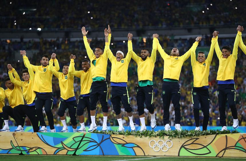 brasil futbol rio