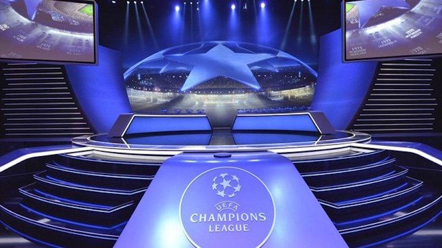 Sigue en vivo el sorteo de la Champions