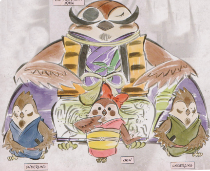 clan-gorrion-amaterasu-okami-1