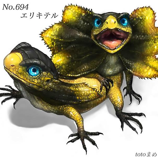 dibujo-pokemon-helioptile