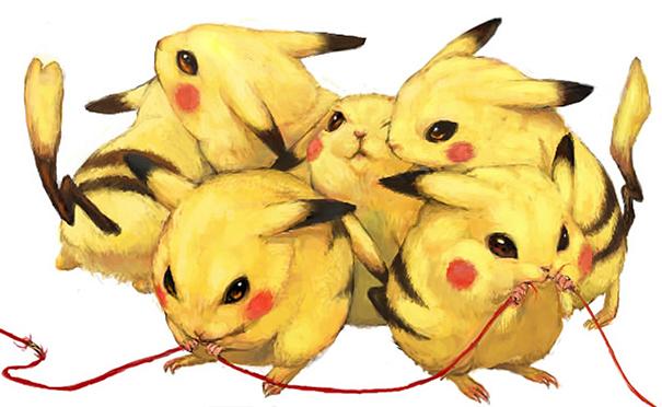 dibujo-pokemon-pikachu