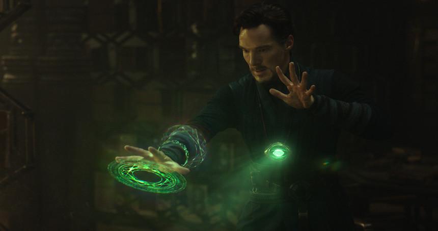 Adéntrense al mundo psicodélico de Doctor Strange con su música