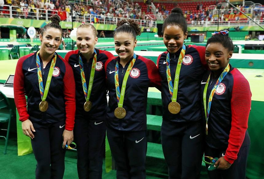 equipo gimnasia rio 2016