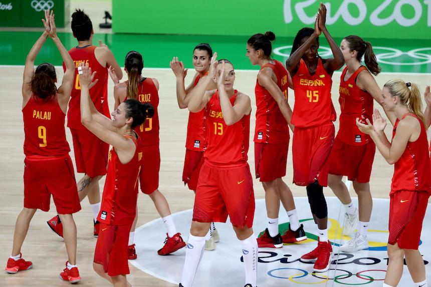 equipo usa basquetbol femenil