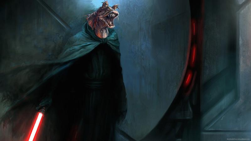 Ja Jar Binks Lord Sith