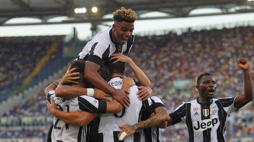 Juventus batalló, pero venció a la Lazio