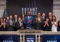 Bryant y Stibel presentan su nueva empresa donde buscarán invertir en empresas de tecnología y medios de comunicación