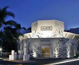 Este fue el lugar de Puerto Vallarta, donde el comando armado entró y se llevó a 6 personas secuestradas.