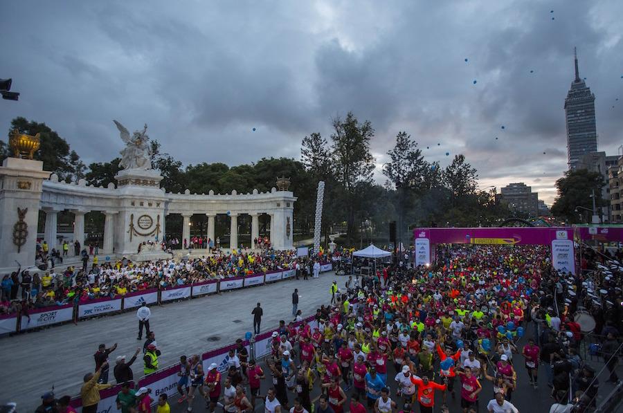 Guía para sobrevivir los cierres por el maratón de la CDMX