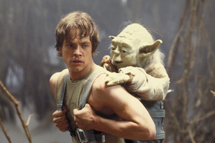 Mark Hamill Luke Skywalker 2
