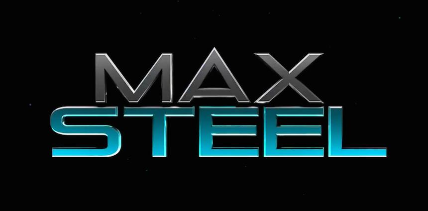 Max Steel logo película