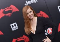 """NEW YORK, NY - MARCH 20:  Actor Amy Adams attends The """"Batman V Superman: Dawn Of Justice"""" New York Premiere at Radio City Music Hall on March 20, 2016 in New York City.  (Photo by Mike Coppola/Getty Images)"""