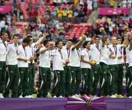 mexico oro futbol londres 2012