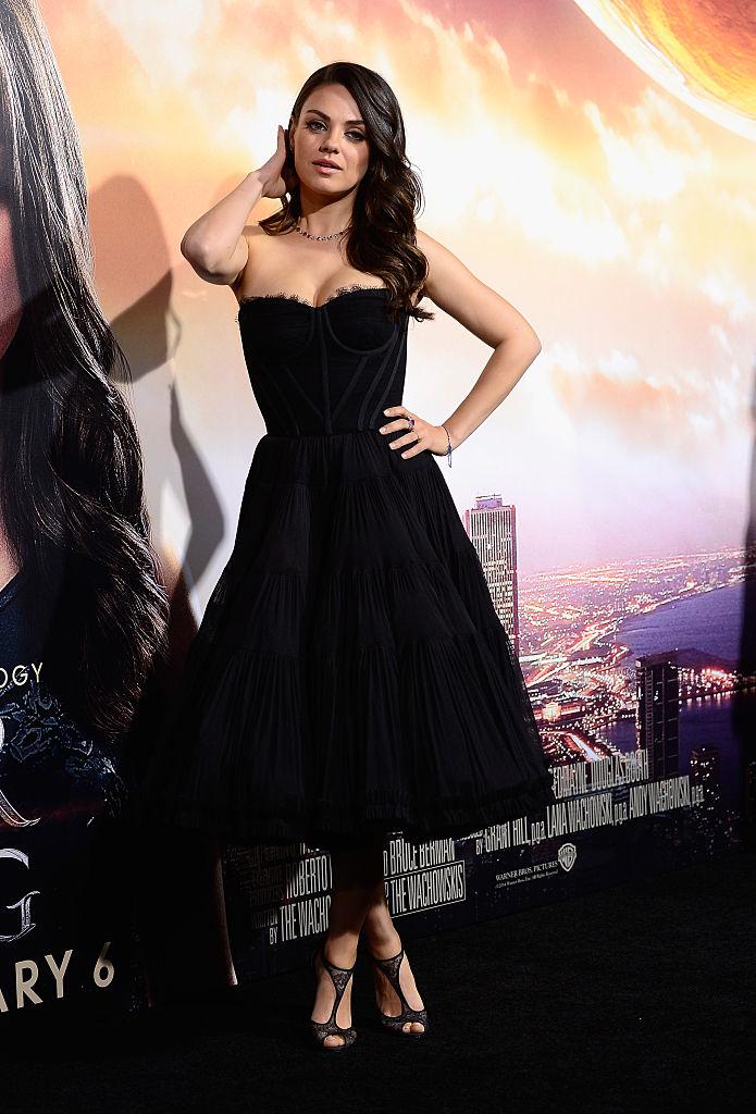 Mila Kunis Lista Forbes 2016