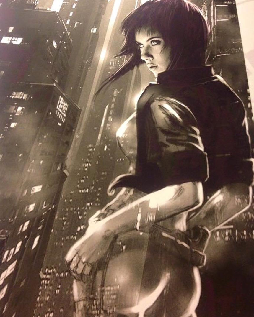 Ghost in the Shell 8