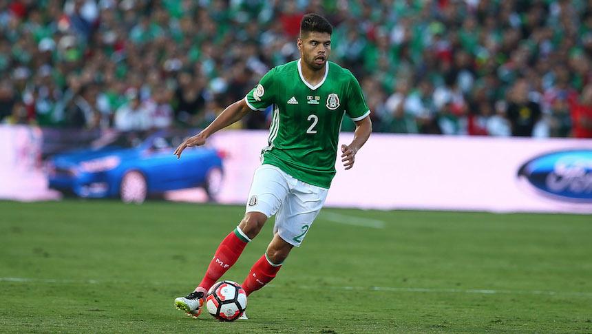 Tres en un día: Néstor Araujo se lesiona y queda fuera de la Selección Mexicana