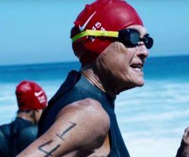nike motivacion atleta deporte monja