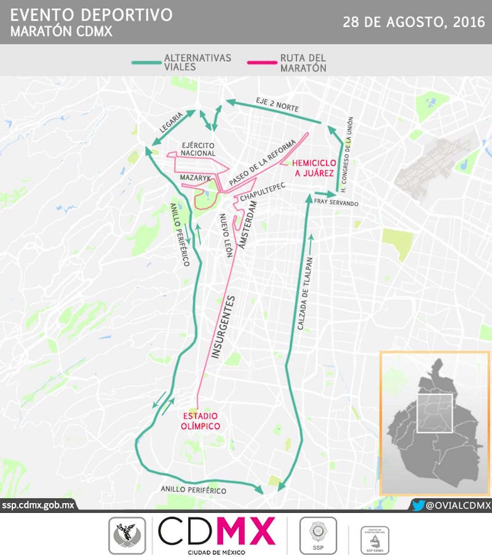 ovial-cdmx-ssp-ruta-maraton-alternativas-viales