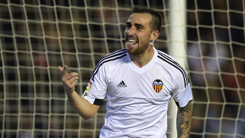 El Barcelona reveló accidentalmente el fichaje de Paco Alcácer