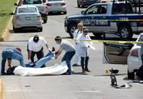 Un comando de sicarios asesinó con fusiles de asalto AK-47 a un sobrino de Ismael El Mayo Zambada.