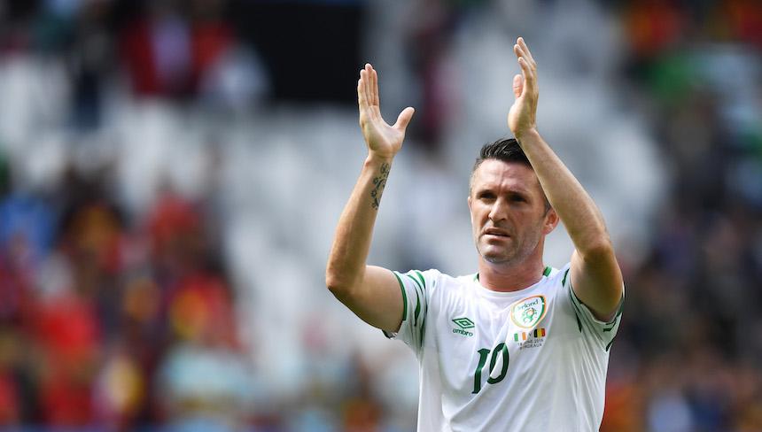 Robbie Keane anuncia su retiro de la Selección de Irlanda