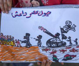 siria-refugiados-desplazados-dibujo-conflicto-ataque
