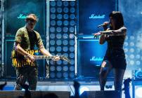 "El dúo Sleigh Bells compartió los detalles de su tercer álbum de estudio ""Jessica Rabbit"""