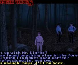 Stranger Things videojuego