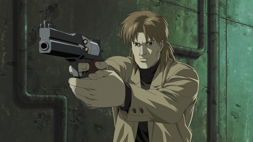 Ghost in the Shell Togusa