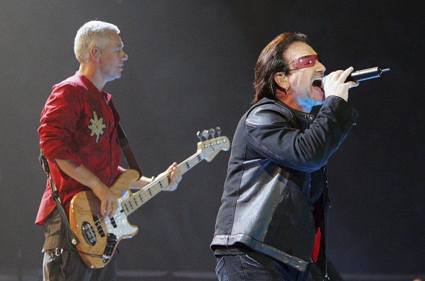 ¿U2 cometió plagio en una canción del 'Achtung Baby'?