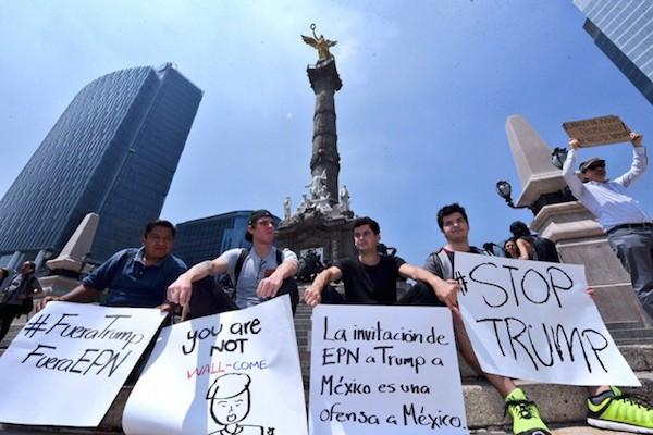 visita-trump-mexico-protesta-1