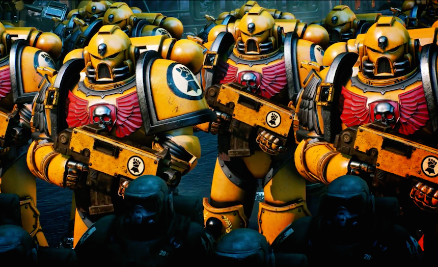 Space Marine Bild