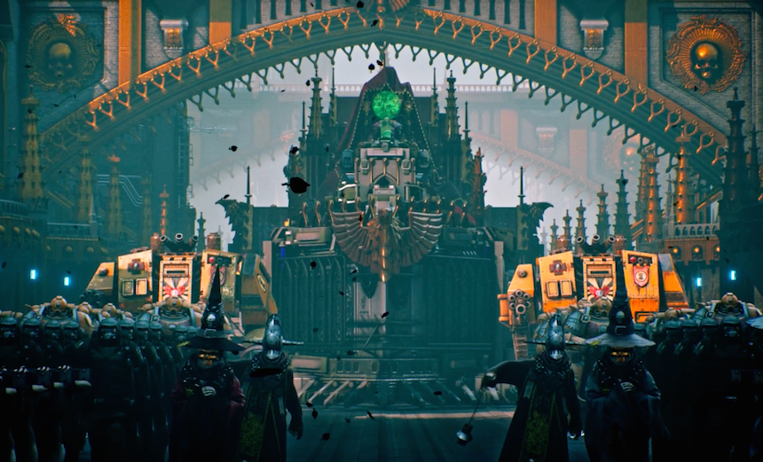 Warhammer 40,000 fan-made video
