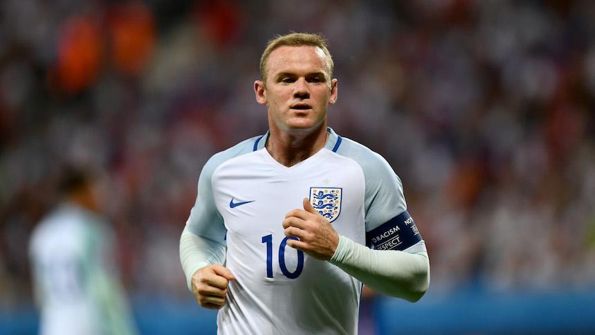 Wayne Rooney le dirá adiós a la selección de Inglaterra