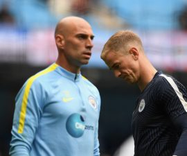 willy caballero joe hart