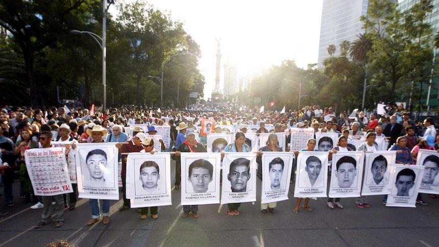Detienen al exjefe de la policía de Iguala acusado del caso Ayotzinapa