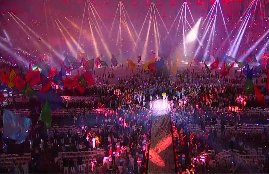 Juegos Paralímpicos de Río de Janeiro 2016 - Ceremonia de Clausura.